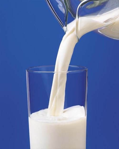 بهترین زمان مصرف شیر
